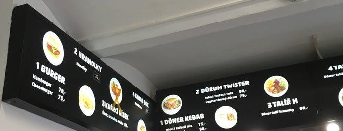 Döner Kebab Žižkov is one of Praha - Prague - Praga.