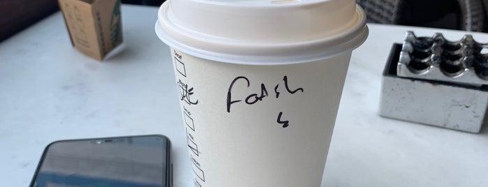 Starbucks is one of Batuhan'ın Beğendiği Mekanlar.