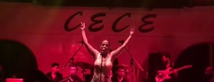 Clup CeCe is one of ANTALYA BARLAR 🍸🍹🍷🍺🍻😵🎊🎉.
