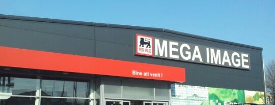 Mega Image is one of Locais curtidos por Slysoft.