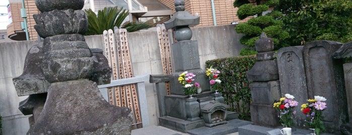圓明院 is one of Find My Tokyo.