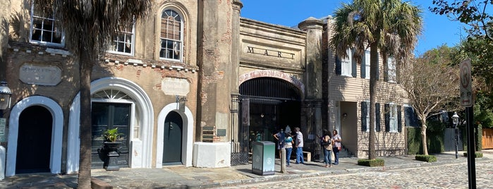 Old Slave Mart Museum is one of Charleston Tourism.