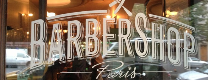 Barbershop is one of FatList - Paris [FR].
