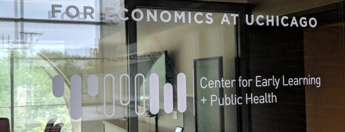 Saieh Hall for Economics is one of Andy : понравившиеся места.