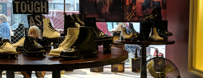 Dr. Martens is one of Chicago.