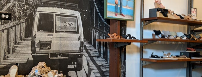 TOMS Chicago is one of Orte, die Andy gefallen.