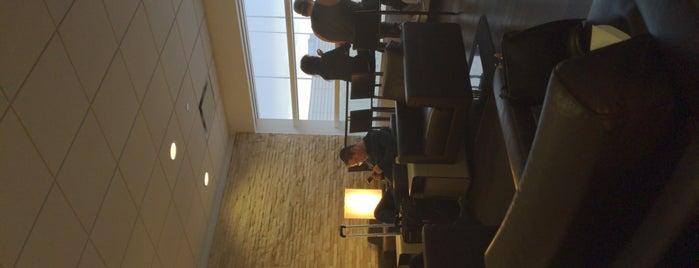 SWISS Lounge is one of Posti salvati di Luis.