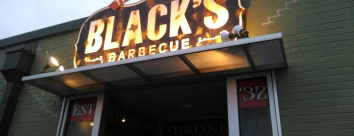 Black's BBQ is one of Todo in Austin.