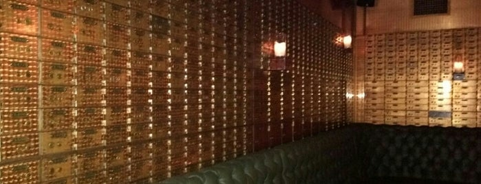 the Vault at the Bedford is one of Chicago.