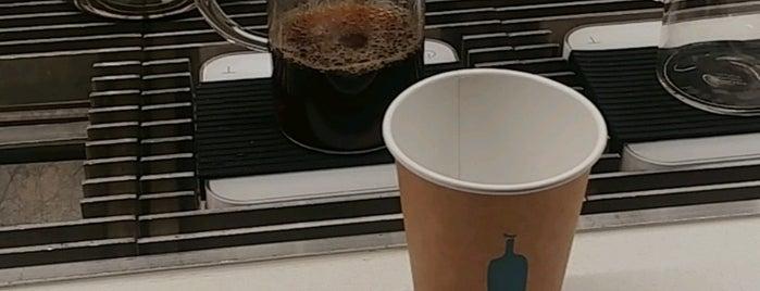 Blue Bottle Coffee is one of 지역-DMV.