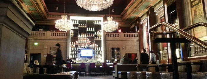 Bond Restaurant & Lounge is one of After Work Bars.