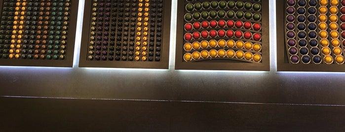 Nespresso Boutique Bar, Miami is one of Lugares favoritos de T R.