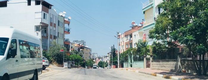Kuzeyyaka Muhtarlık Parkı is one of Posti che sono piaciuti a 🌜🌟hakan🌟🌛.