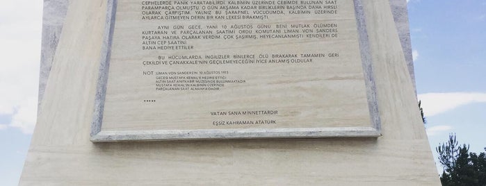 Conk Bayırı is one of Canakkale.