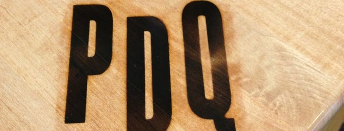 PDQ is one of Places to Eat: Triangle.