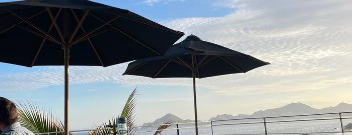 Manta is one of Los Cabos.