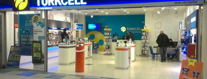 Turkcell İletişim Merkezi is one of Aliさんのお気に入りスポット.