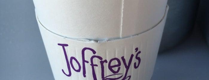 Coffee - Espresso - Pastries (Joffrey's Coffee) is one of Tempat yang Disukai Cris.