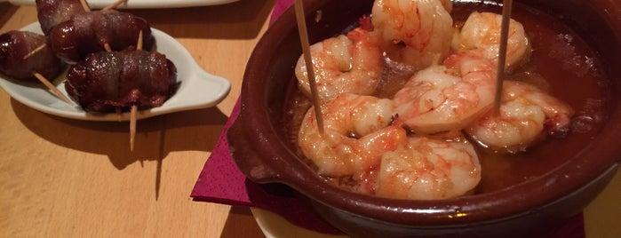 Don Pincho Spanish Restaurant is one of favorites restaurants.