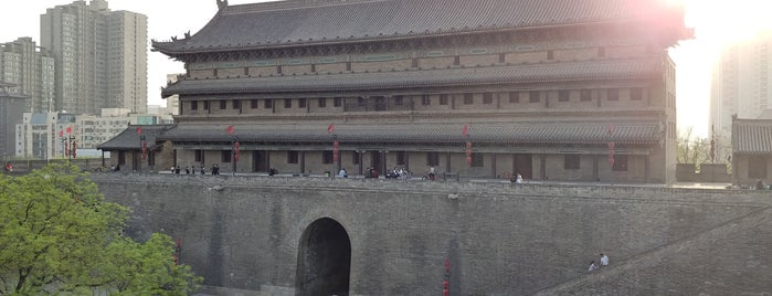 West Gate is one of Xi'An.
