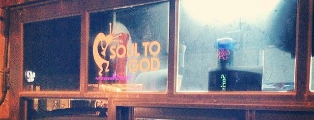SOUL TO GOD (소울투갓) is one of 서울.