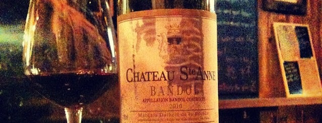 La Cabane Wine Bistro is one of Hong Kong.