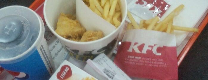 KFC is one of Orte, die Алена gefallen.