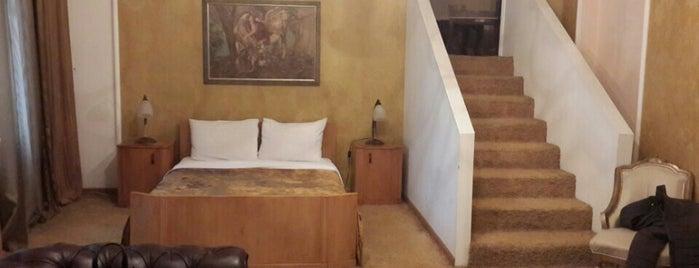Hotel Rezime Diamond Belgrade is one of Orte, die Филипп gefallen.
