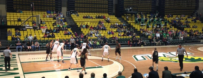 UCCU Events Center is one of NCAA Division I Basketball Arenas Part Deaux.