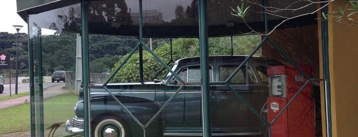 Museu do Automóvel is one of Descobrindo Curitiba.