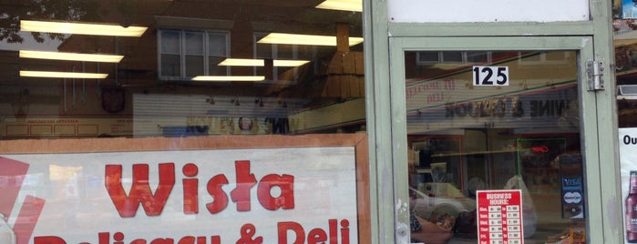 Wisla Deli is one of Food.