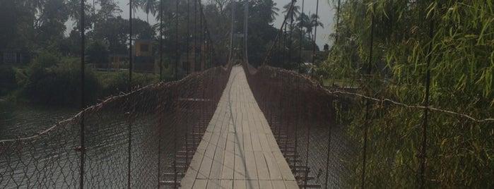 Puente La Antigua is one of Lugares favoritos de Jessica.