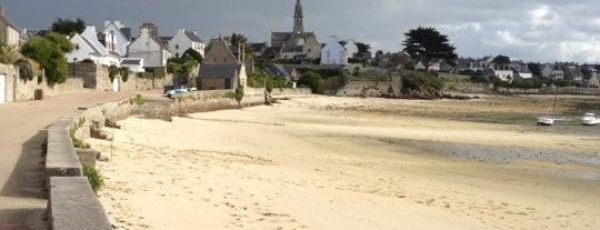 Île de Batz is one of สถานที่ที่บันทึกไว้ของ Arnaud.