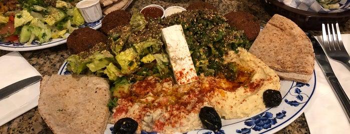 Jerusalem Organic Kitchen is one of Berkeley.
