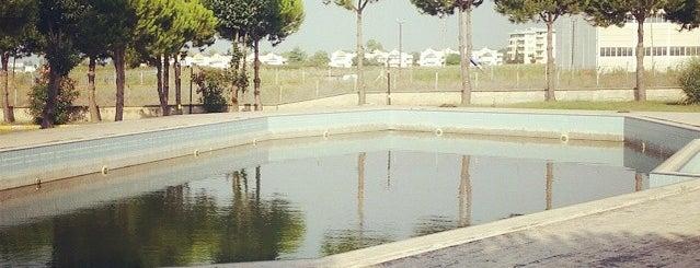 Özten Yaşam Konutları Havuzu is one of Özten İnşaat Emlak 님이 저장한 장소.