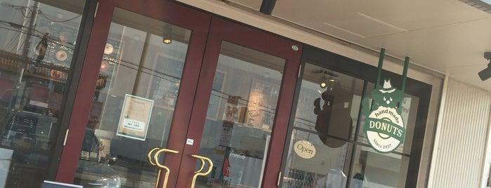 サザンメイドドーナツ 清須店 is one of FAVORITE PLACE.