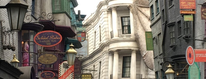 Universal Studios Florida is one of Lugares favoritos de Gio.
