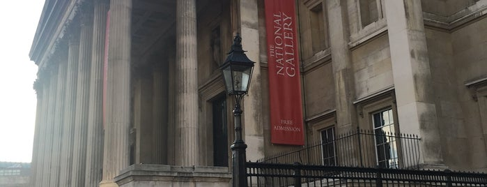 National Gallery is one of UK.