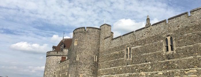 Windsor Castle is one of Lugares favoritos de Gio.