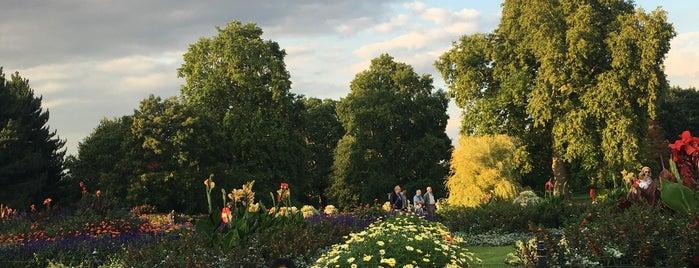 Royal Botanic Gardens is one of Lugares favoritos de Gio.