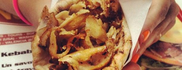 Nabab Kebab (Châtelet) is one of Paris : Manger Sur Le Pouce.