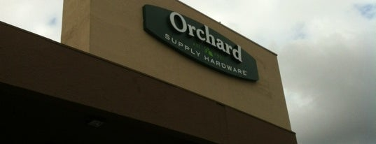 Orchard Supply Hardware is one of Enrique'nin Beğendiği Mekanlar.
