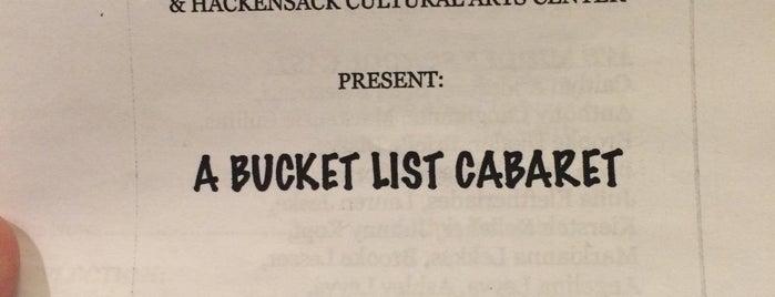 Hackensack Cultural Arts Center is one of Lisa'nın Beğendiği Mekanlar.
