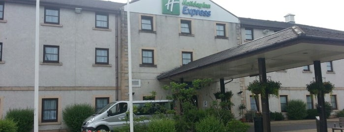 Holiday Inn Express Perth is one of Posti che sono piaciuti a Henry.