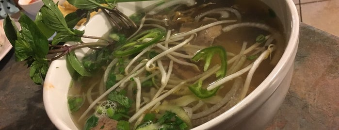 Pho Bac Noodle Palace is one of Posti salvati di Rocky.