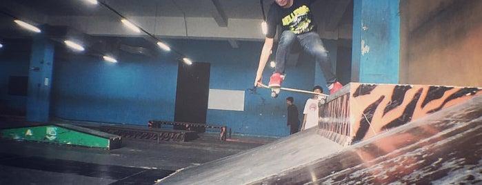 Luckyline Skatepark is one of My Hometown.