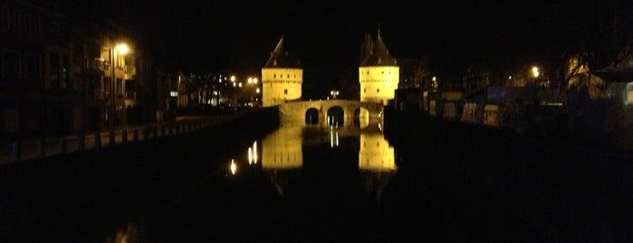Broeltorens is one of Kortrijk.