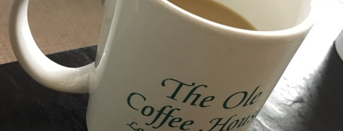 The Ole Coffee House is one of Lizzie'nin Kaydettiği Mekanlar.