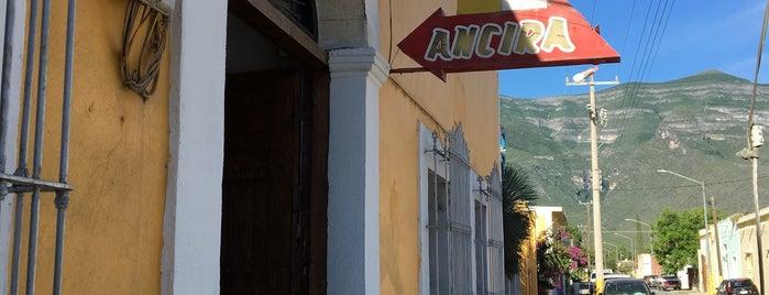 Restaurante Ancira is one of Posti che sono piaciuti a Daniel.