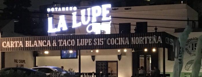 Botanero La Lupe is one of Orte, die Daniel gefallen.